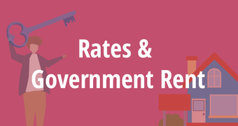 Rates & Government Rent
