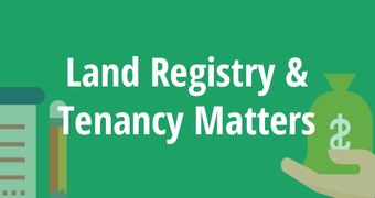 Land Registry & Tenancy Matters
